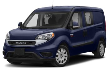 2020 RAM ProMaster City - Blue Night Metallic