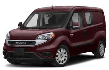 2020 RAM ProMaster City - Deep Red Metallic
