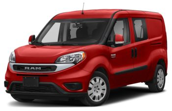 2020 RAM ProMaster City - Bright Red
