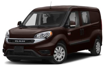 2020 RAM ProMaster City - Earth Brown