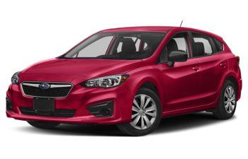 2019 Subaru Impreza - Crimson Red Pearl