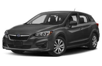 2019 Subaru Impreza - Magnetite Grey Metallic
