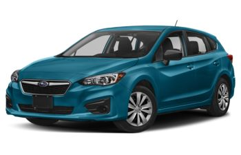 2019 Subaru Impreza - Island Blue Pearl