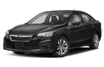 2019 Subaru Impreza - Crystal Black Silica