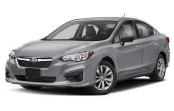 2019 Subaru Impreza - Ice Silver Metallic
