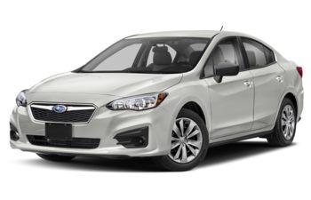 2019 Subaru Impreza - Crystal White Pearl