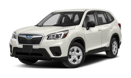 2021 Subaru Forester Base