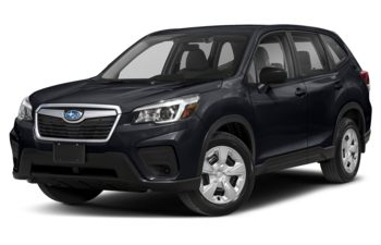 2019 Subaru Forester - Dark Grey Metallic