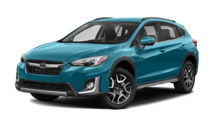 2020 Subaru Crosstrek Plug-in Hybrid Limited
