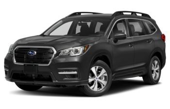 2019 Subaru Ascent - Crimson Red Pearl
