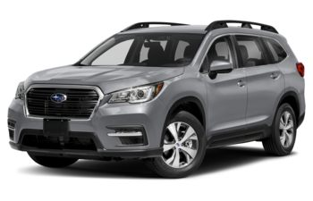 2019 Subaru Ascent - Ice Silver Metallic