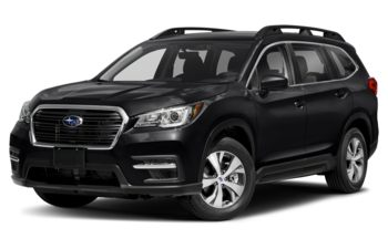 2020 Subaru Ascent - Crystal Black Silica