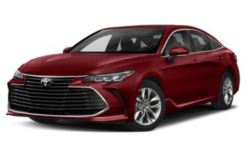 2020 Toyota Avalon - Ruby Flare Pearl