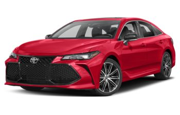 2019 Toyota Avalon - Ruby Flare Pearl