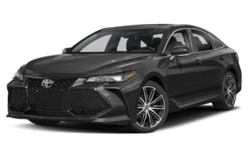 2021 Toyota Avalon - Harbour Grey Metallic