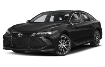 2021 Toyota Avalon - Midnight Black Metallic