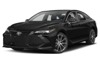 2019 Toyota Avalon - Midnight Black Metallic