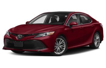 2020 Toyota Camry - Ruby Flare Pearl