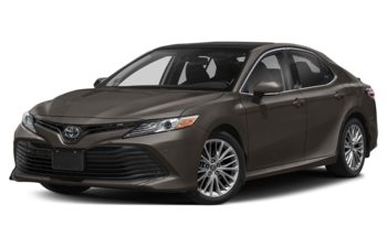 2020 Toyota Camry - Brownstone