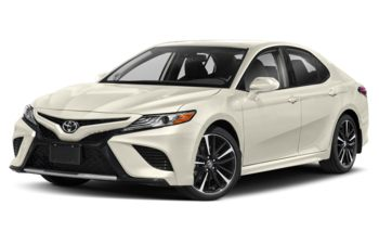 2020 Toyota Camry - Wind Chill