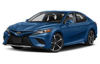 2019 Toyota Camry - Blue Streak Metallic