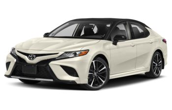 2020 Toyota Camry - Wind Chill w/Black Roof