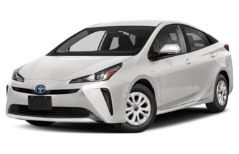 2020 Toyota Prius - Super White