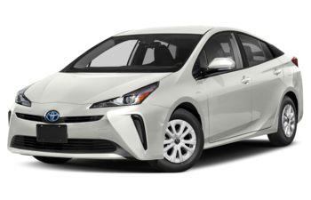 2019 Toyota Prius - Blizzard Pearl
