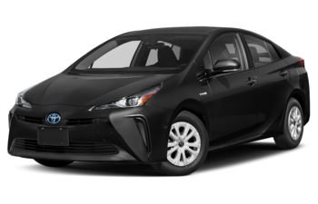 2019 Toyota Prius - Midnight Black Metallic