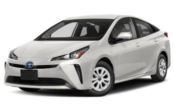 2021 Toyota Prius - Wind Chill Pearl