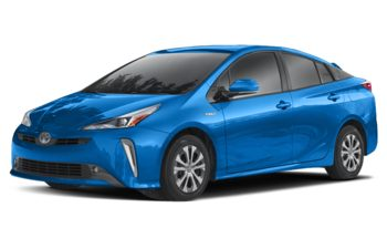 2019 Toyota Prius - Electric Storm Blue