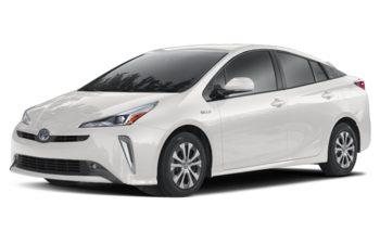 2019 Toyota Prius - Super White