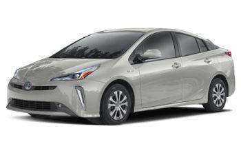 2019 Toyota Prius - Classic Silver Metallic