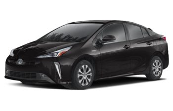 2019 Toyota Prius - Magnetic Grey Metallic