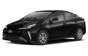 2019 Toyota Prius - Midnight Black Metallic