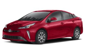 2019 Toyota Prius - Supersonic Red