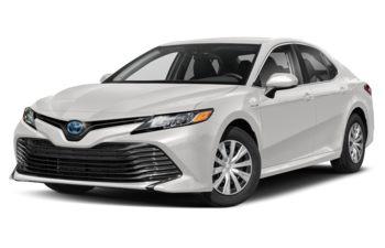 2020 Toyota Camry Hybrid - Super White