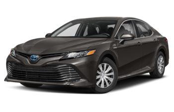 2020 Toyota Camry Hybrid - Pre-Dawn Grey Mica