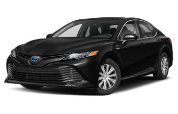 2019 Toyota Camry Hybrid - Midnight Black Metallic