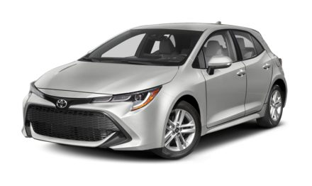 2021 Toyota Corolla Hatchback Base