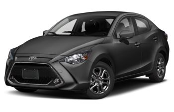 2019 Toyota Yaris - Stone Grey Metallic