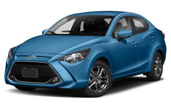 2019 Toyota Yaris - Intense Blue Metallic