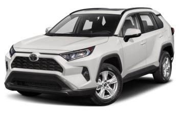 2019 Toyota RAV4 - Super White