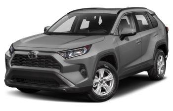 2019 Toyota RAV4 - Silver Sky Metallic