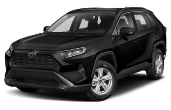 2019 Toyota RAV4 - Midnight Black Metallic