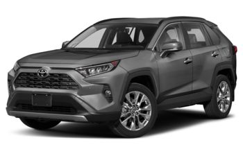 2019 Toyota RAV4 - Magnetic Grey Metallic