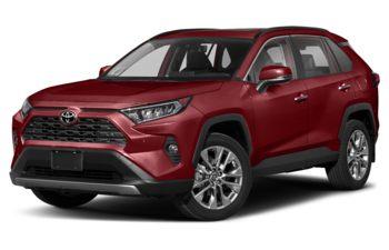 2021 Toyota RAV4 - Ruby Flare Pearl