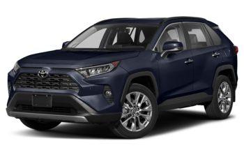2021 Toyota RAV4 - Blueprint