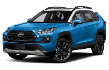 2021 Toyota RAV4 - Midnight Black Metallic