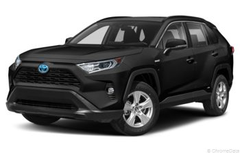 2020 Toyota RAV4 Hybrid - Midnight Black Metallic